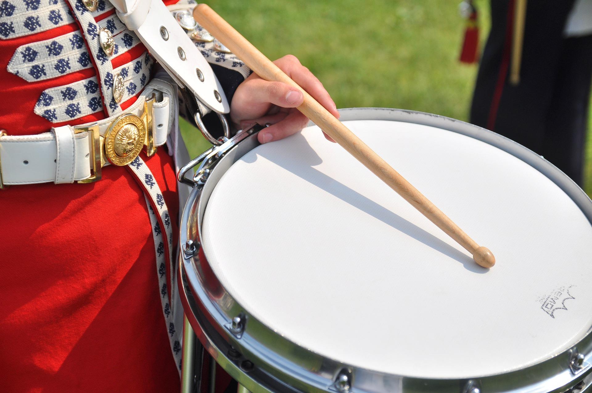 Ceremonial Guard drum, Ottawa