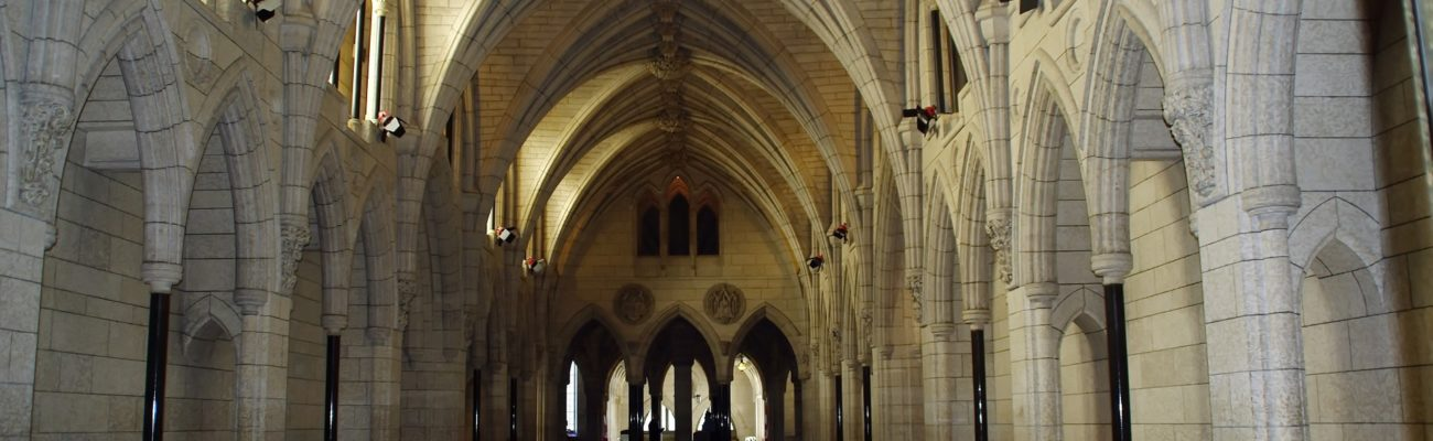 Halls of Parliament, Ottawa