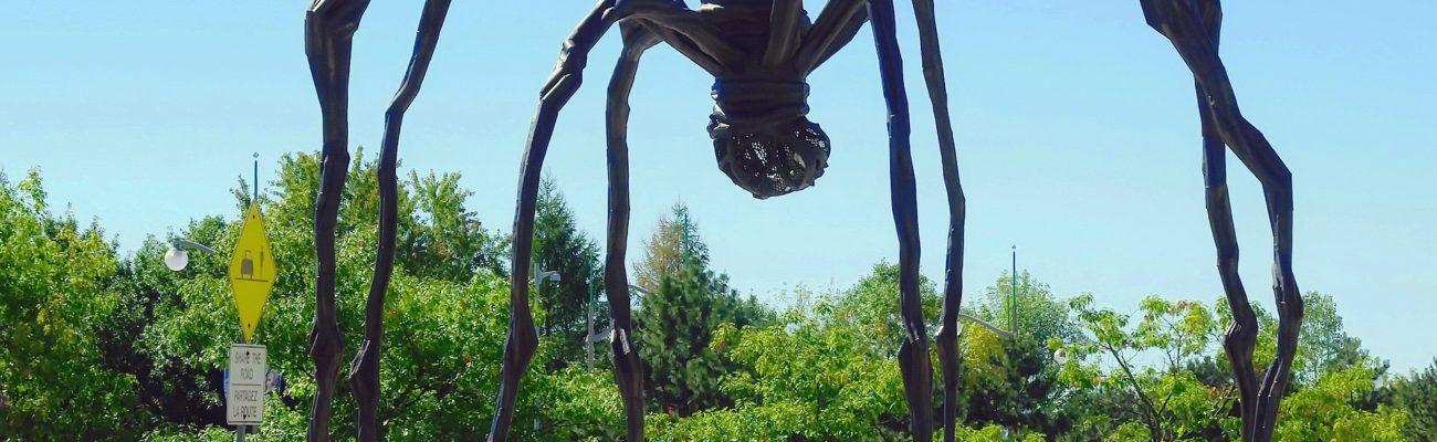 Maman statue, Ottawa