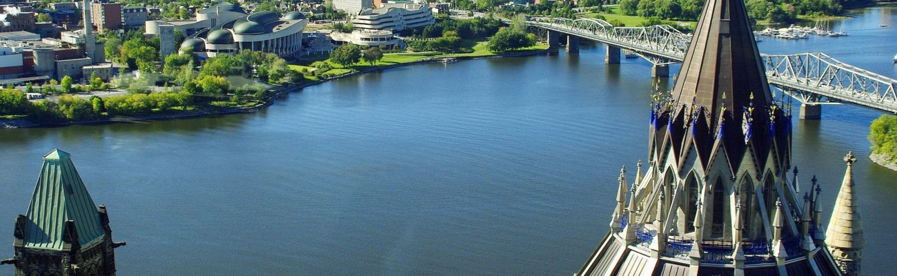 Ottawa River, Gatineau and the