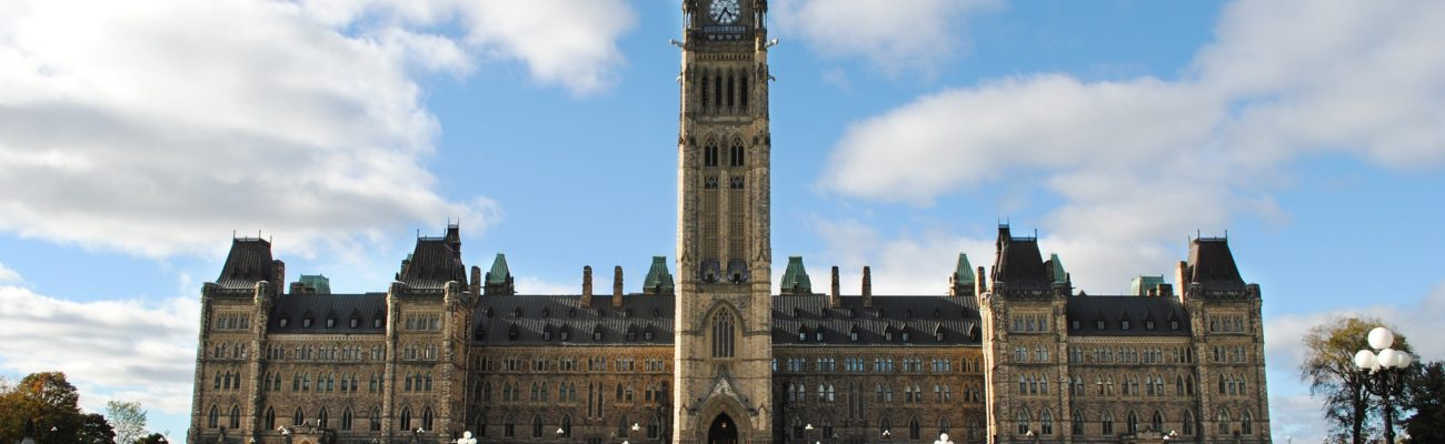 Peace Tower and Parliament, Ottawa