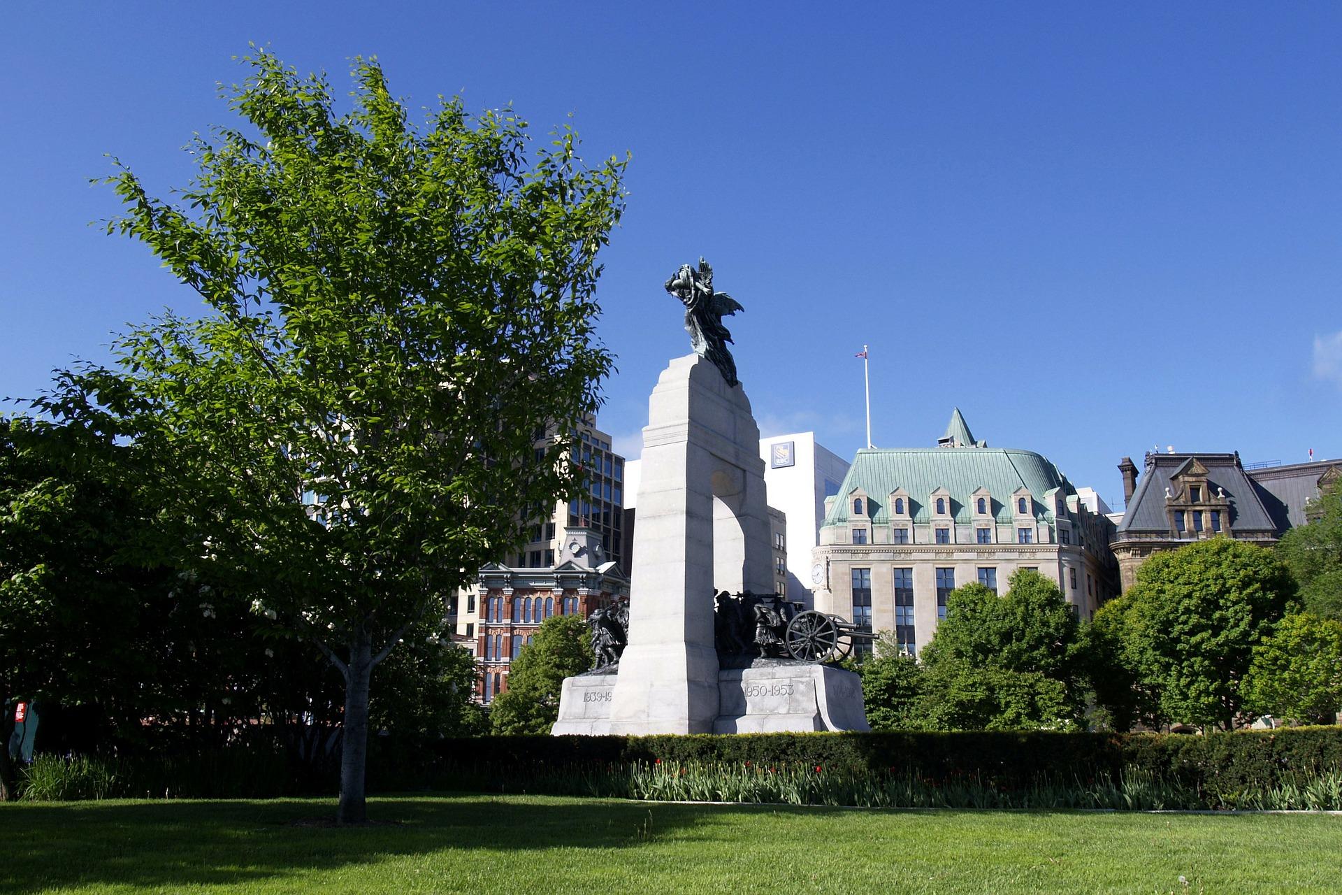 War memorial, Ottawa